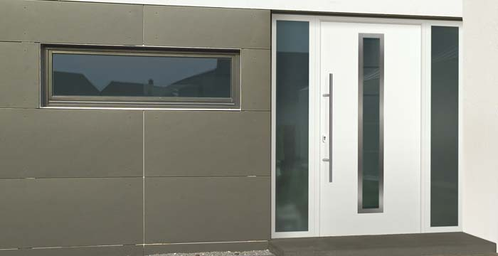Domové a vstupné dvere Thermo65 / Thermo46